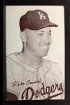 1947 Exhibits LA Duke Snider   Front Thumbnail