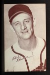 1947 Exhibits BOS Dick Donovan   Front Thumbnail
