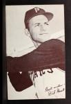 1947 Exhibits  Dick Groat  Front Thumbnail