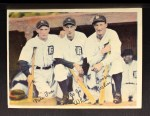 1936 Pastel Photos (R312) #34  Pete Fox / Jo-Jo White / Goose Goslin  Front Thumbnail