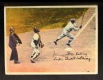 1936 Pastel Photos (R312) #43  Jimmie Foxx / Luke Sewell  Front Thumbnail