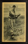 1937 Goudey Wide Pen CR Hal Trosky   Front Thumbnail