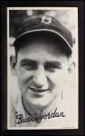 1936 Goudey Wide Pen  Buck Jordan   Front Thumbnail
