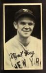 1936 Goudey Wide Pen  Myril Hoag   Front Thumbnail