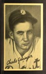 1937 Goudey Wide Pen CR Charley Gehringer   Front Thumbnail