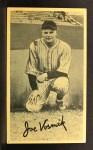 1937 Goudey Wide Pen KNL Joe Vosmik   Front Thumbnail