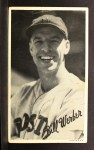 1936 Goudey Wide Pen  Bill Werber   Front Thumbnail