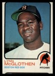 1973 Topps #114  Lynn McGlothen  Front Thumbnail