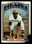 1972 Topps #219  Rennie Stennett  Front Thumbnail
