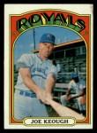 1972 Topps #133  Joe Keough  Front Thumbnail