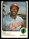1973 Topps #261  Pat Kelly  Front Thumbnail