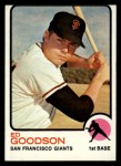 1973 Topps #197  Ed Goodson  Front Thumbnail