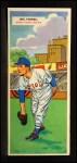 1955 Topps Double Header #119 #120 Mel Parnell / Tom Hurd  Front Thumbnail