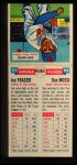 1955 Topps DoubleHeader #83  Joe Frazier / Don Mossi  Back Thumbnail