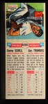 1955 Topps Double Header #81 #82 Danny Schel / Gus Triandos  Back Thumbnail