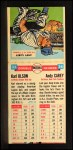 1955 Topps DoubleHeader #35 #36 Karl Olson / Andy Carey  Back Thumbnail