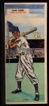 1955 Topps DoubleHeader #103 #104 Hank Sauer / Camilo Pascual  Front Thumbnail