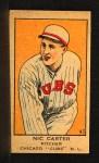 1919 W514 #45  Nic Carter  Front Thumbnail
