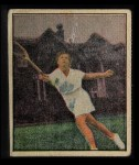 1951 Berk Ross #13 D Margaret DuPont  Front Thumbnail