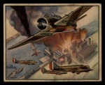 1939 Gum Inc. World In Arms #3 A  Italian Breda Fighters Front Thumbnail