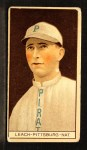 1912 T207 #101  Tommy Leach    Front Thumbnail