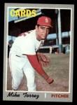 1970 Topps #312  Mike Torrez  Front Thumbnail