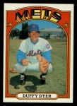 1972 Topps #127  Duffy Dyer  Front Thumbnail