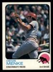1973 Topps #52  Denis Menke  Front Thumbnail