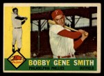 1960 Topps #194  Bobby Gene Smith  Front Thumbnail