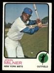 1973 Topps #4  John Milner  Front Thumbnail