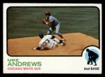 1973 Topps #42  Mike Andrews  Front Thumbnail