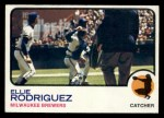 1973 Topps #45  Ellie Rodriguez  Front Thumbnail