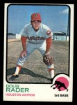 1973 Topps #76  Doug Rader  Front Thumbnail