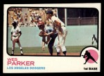 1973 Topps #151  Wes Parker  Front Thumbnail