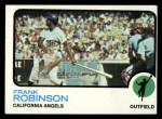 1973 Topps #175  Frank Robinson  Front Thumbnail