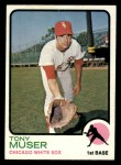1973 Topps #238  Tony Muser  Front Thumbnail