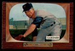 1955 Bowman #249  Billy Gardner  Front Thumbnail