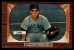 1955 Bowman #304  Harry Chiti  Front Thumbnail