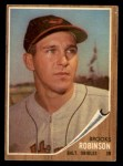1962 Topps #45  Brooks Robinson  Front Thumbnail