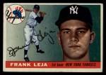 1955 Topps #99  Frank Leja  Front Thumbnail