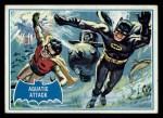 1966 Topps Batman Blue Bat Puzzle Back #41 PUZ  Aquatic Attack! Front Thumbnail