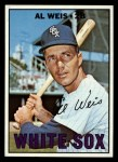 1967 Topps #556  Al Weis  Front Thumbnail
