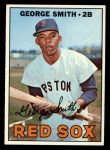 1967 Topps #444  George Smith  Front Thumbnail
