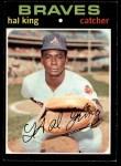 1971 Topps #88  Hal King  Front Thumbnail