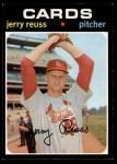 1971 Topps #158  Jerry Reuss  Front Thumbnail