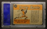 1960 Topps #560   -  Ernie Banks All-Star Back Thumbnail