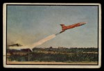 1954 Bowman Power for Peace #27   Unmanned Matador Takes Off Front Thumbnail