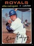 1971 Topps #344  Ellie Rodriguez  Front Thumbnail