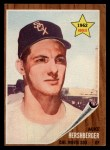 1962 Topps #341  Mike Hershberger  Front Thumbnail