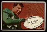 1953 Bowman #73  Pete Pihos  Front Thumbnail